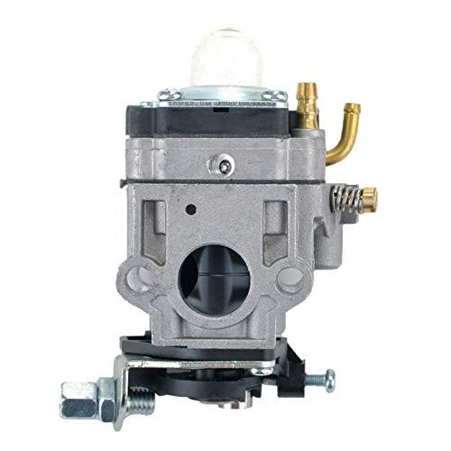 Laliva carburatore carb per 40/cc 43/cc 49/cc motore 2/tempi mini-choppers ATV Pocket Bikes Quad tagliasiepi decespugliatori Parts