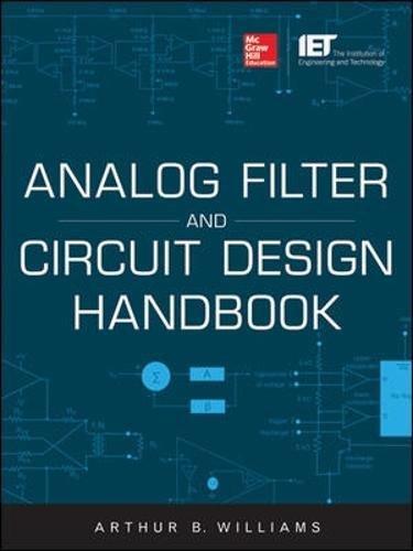 Analog Filter and Circuit Design (New Analog)