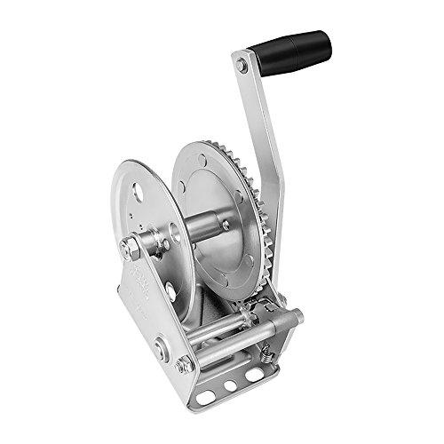 Fulton 142103 Single Speed Winch-1300 lbs. Capacity (Speed Handle Winch Grip)