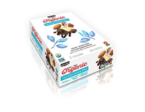 Raw Revolution Organic Live Food Bar, Chocolate Coconut B...