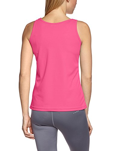 maier sports Piquee Program - Camiseta para mujer fucsia y morado