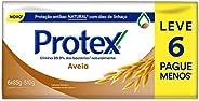 Protex Sabonete em Barra Aveia 85G, Multi-Color