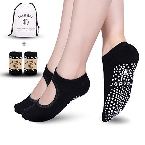 Yoga Socks Non Slip Skid Socks with