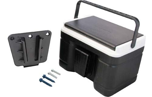 club car cooler mount