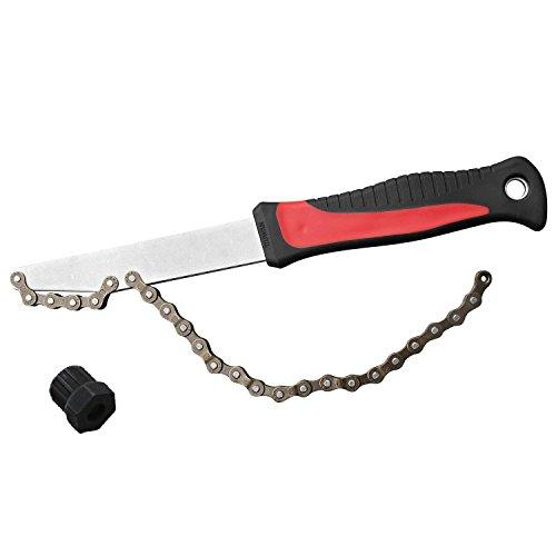 Positz Freewheel Turner Chain Whip & Cassette Remover Combo