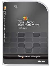 Visual Studio Team Suite 2008 English w/MSDN Prem Not to Latam DVD (PC)