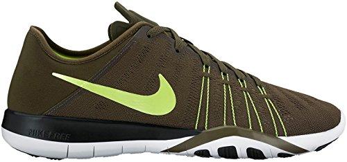 Nike Wmns Nike Free TR 6–Cargo Khaki/V de Black de White