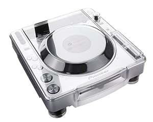 DeckSaver DS-PC-CDJ800 - Estuche para mesa de mezclas, color transparente