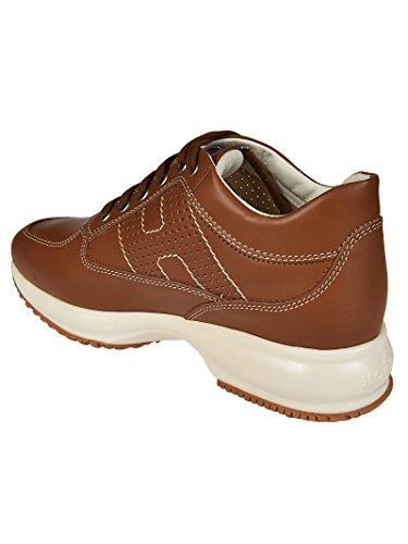 Zapatillas Mujer Cuero Hogan Marrón HXW00N00E30D0WC801 ngqnWZI