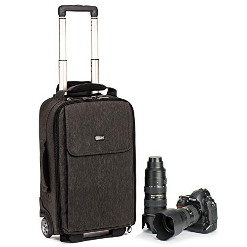 Airport Advantage Rolling Carry-On Camera Bag – Graphite