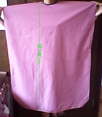 Amazon.com: happu-store HOT STYLE Barbers Hairdressing Hair Cut Gown Cloth Cutting Apron: Kitchen & Dining