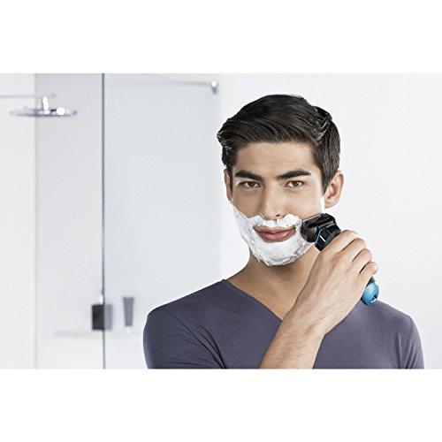 Braun Series 9-9095cc Wet and Dry Foil Shaver for Men with Cleaning Center, Electric Men's Razor, Razors, Shavers, Cordless Shaving System by Braun (Image #5)