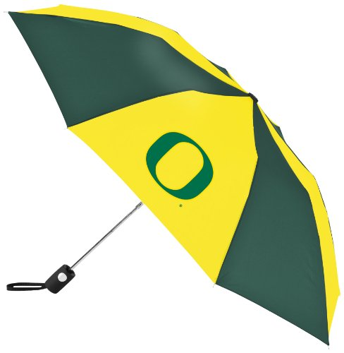NCAA Oregon Ducks Automatic Folding (Team Golf Umbrella Oregon Ducks)