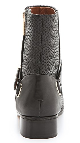 US M Paxton Black 6 Boot Rachel Roy Leather Women's Zpq8f8