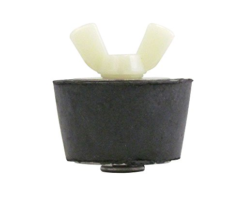Rubber Plug for 1-1/2 Inch Fitting and 1-1/2 Inch Pipe