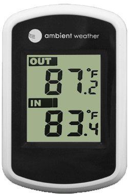 Ambient Weather WS-41 Wireless Thermometer with Indoor Temperature and Probe by Ambient Weather (Image #1)