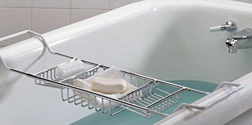 tub caddy for clawfoot tub - 3