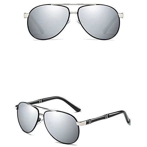 Sunglasses Gafas Metal 2 Sol De De De De Sol Moda Vintage Sol 3 Adulto Gafas Hombres Gafas Gafas De Los De RngOTxqRwr