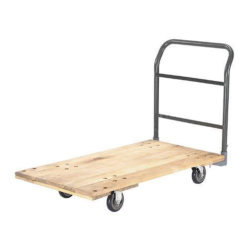 (Platform Truck w/Hardwood Deck, 48 x 24, 1000 Lb. Capacity, 5