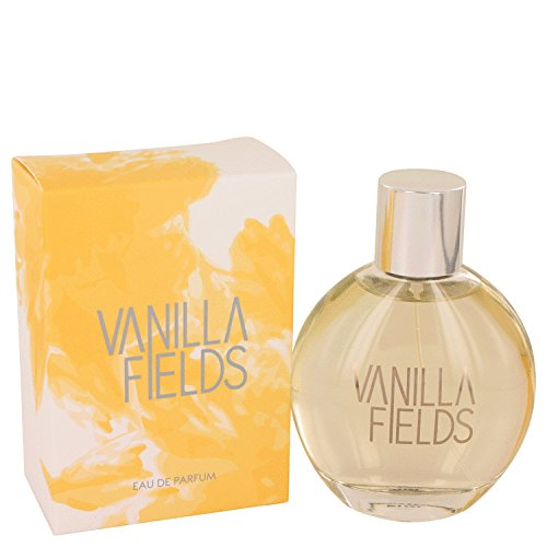 Vanilla Fields Perfume by Cóty 3.4 oz Eau De Parfum Spray (New Packaging) for Women ()