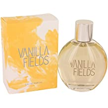 VANILLA FIELDS by Coty Eau De Parfum Spray (New Packaging) 3.4 oz