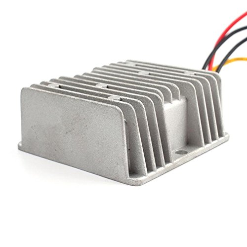 Golf Cart Voltage Reducer Converter 120W/10A 48V to 12V