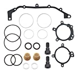 Double Vanos O-Ring Seal Repair Kit for BMW E83 E85 M52tu M54 M56 engines 6-cyl engines