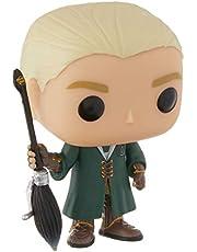 Funko FU6881 POP! Movies #19 Draco Malfoy Quiddich Action Play Figure