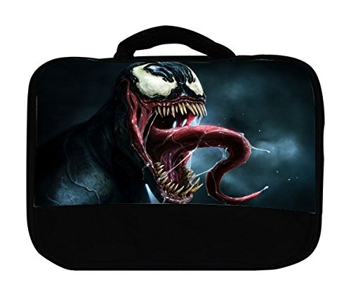 - Comic Book Hero Canvas Lunch Bag by Compass Litho