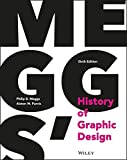 img - for Meggs' History of Graphic Design book / textbook / text book