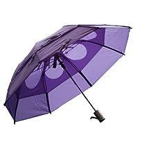 GustBuster Metro 43-Inch Automatic Umbrella, Purple Passion