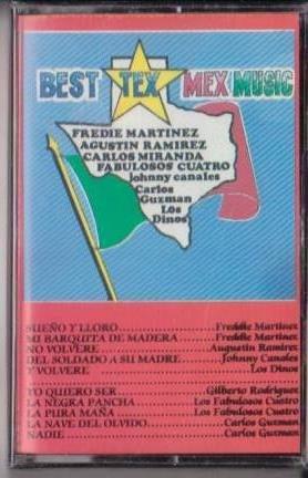 The Best Tex Mex Music (Best Tex Mex Music)
