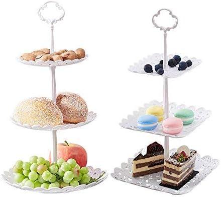 Cupcake Desserts Display Plastic Birthday product image