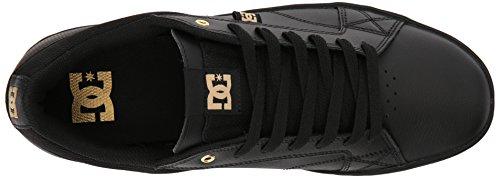 Gold Men's Skateboarding Astor Shoe Black DC YpXqww