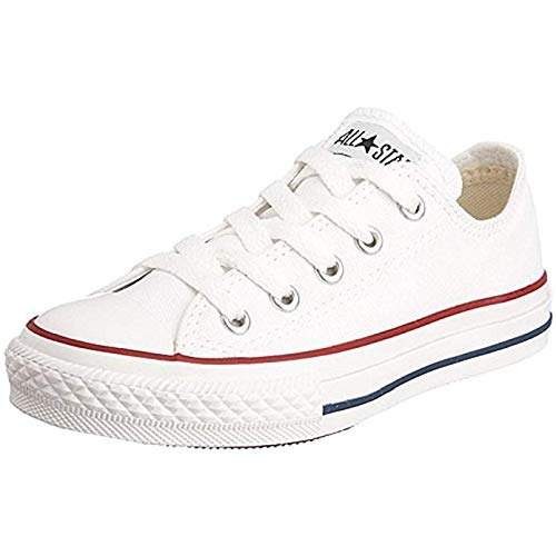 Girls Converse All Stars (Converse All Star Low Optical White Kids/Youth Shoes Girls/Boys Sneakers)