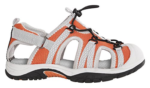 ICEPEAK Watte Jr, Zapatillas de Deporte Exterior Unisex Niños Naranja (Burned Orange)