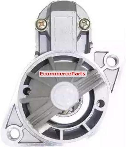 Rendimento in fase davviamento: 1,2 KW N/° denti: 8 /Ø: 77 mm Motorino di avviamento starter 9145374940130 EcommerceParts Tensione: 12 V Alloggiamento N/° fori di fissaggio: 2