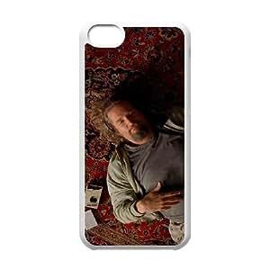iPhone 5C Phone Cases White The Big Lebowski FNR743493