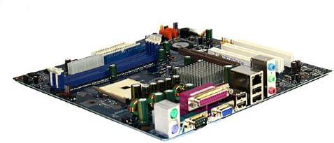 IBM 41X0138 System Board VIA 10//100 Ethernet