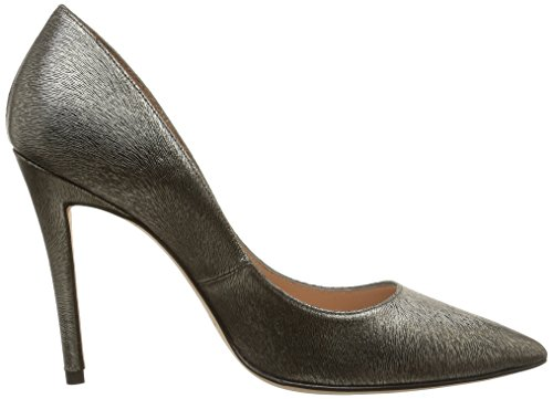 Vestir Cavalino Lopez Mujer de Argent Zapatos Antracita Plata Pura Met Af163 qXZ8dxwII