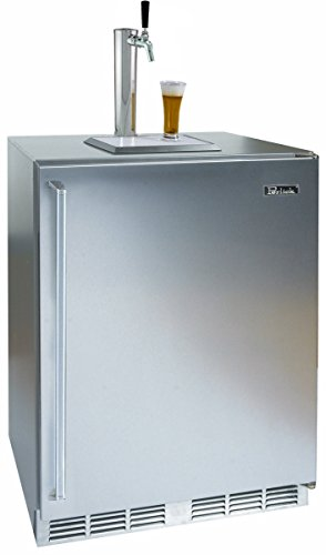 Perlick HP24TS-2L1 24'' Signature Series Beer Disp