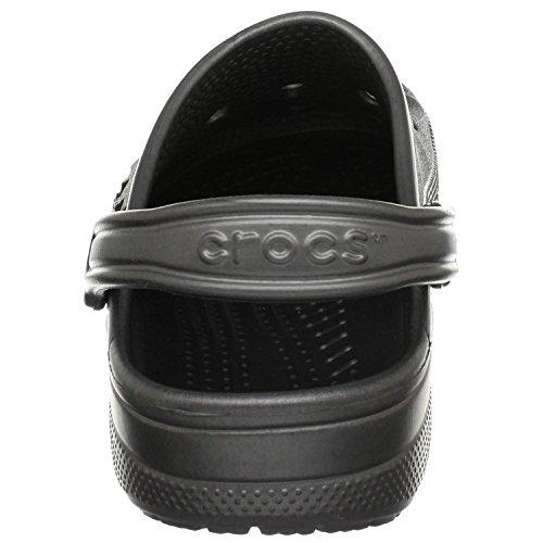 Mixte 014 Crocs Baya graphite Adulte Sabots Noir 1x7ZUwAq