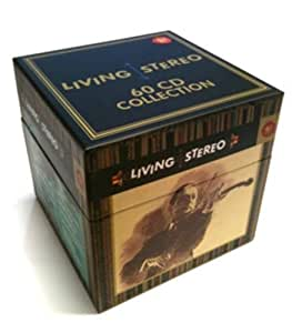 Living Stereo 60 CD Collection Box
