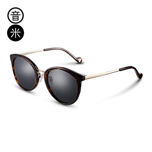 Sunglasses LLZTYJ Sol De Gafas L Sol Hombre Gafas Sol Outdoor Wind Hombre De Gifts Black Cumpleaños Gafas Mujeres amber Polarized De Driving Decoration Uv ra4FAqE1aw