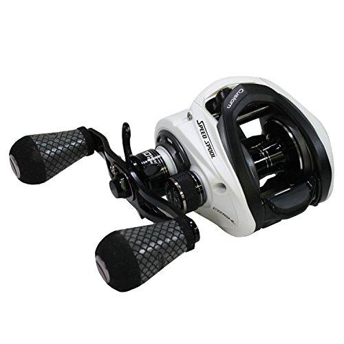 (Lew's Fishing Custom SLP Speed Spool MSB CG1SHL Reels)