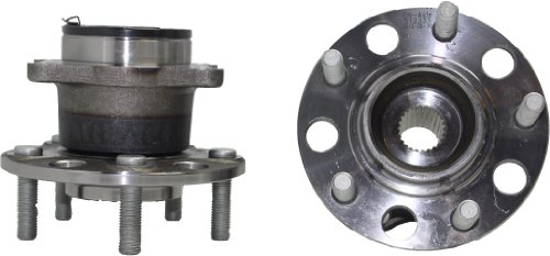 New Jeep Compass - Brand New (Both) REAR Wheel Hub and Bearing Assembly AWD/4WD (Pair) for 2007-2016 Jeep Compass - [2007-2016 Jeep Patriot] - 2007-2008 Dodge Caliber AWD