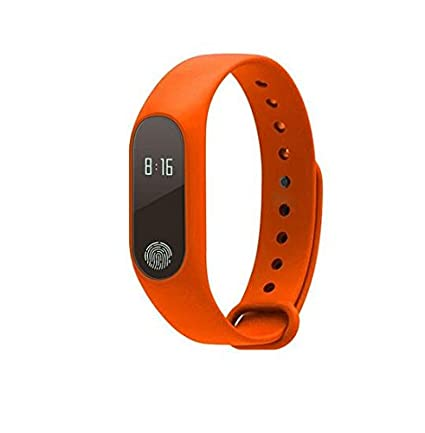 Amazon.com: Smart Band M2 Waterproof IP67 SMS Call Reminder ...