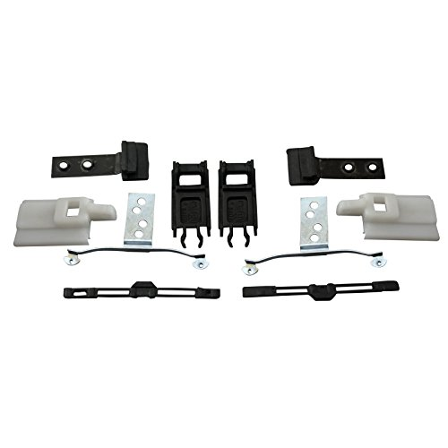 Bmw Sunroof Parts (Bross BSR512 10 Parts Sunroof Repair Set for BMW E46: 54138246027 1998-2004)