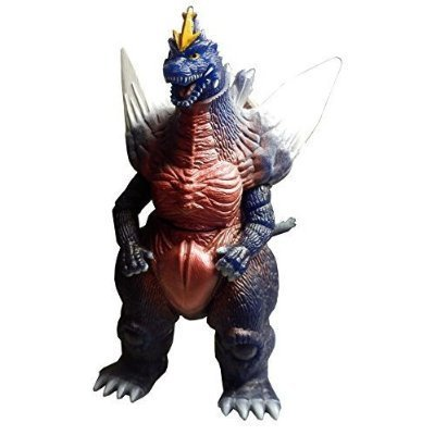 Bandai Godzilla Island Monster Series G-08 space Godzilla made 1998