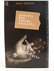 Poverty and Social Security: Concepts and Principles